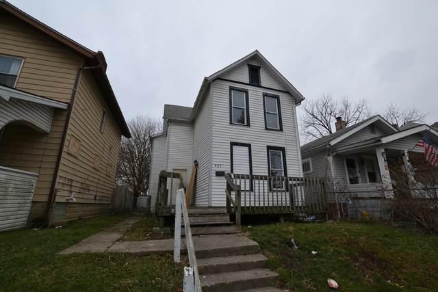 465 S Warren Avenue, Columbus, OH 43204 (MLS #221001697) :: Signature Real Estate