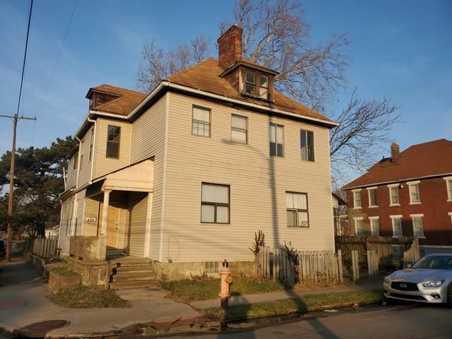 803 S 17th Street #805, Columbus, OH 43206 (MLS #221001728) :: Susanne Casey & Associates
