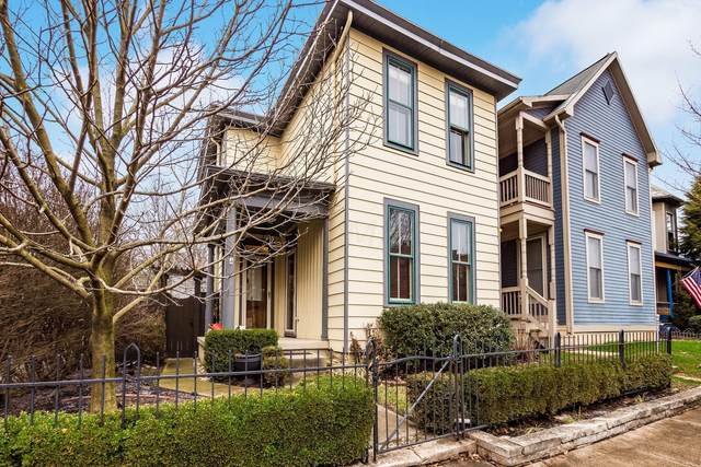 967 Highland Street, Columbus, OH 43201 (MLS #221001739) :: Greg & Desiree Goodrich | Brokered by Exp