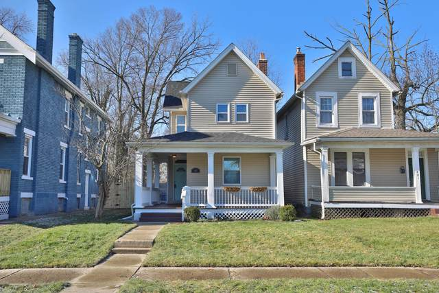 407 Berkeley Road, Columbus, OH 43205 (MLS #221001752) :: RE/MAX Metro Plus