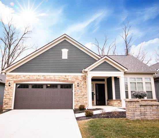 3842 Southbury Drive, Powell, OH 43065 (MLS #221001772) :: Greg & Desiree Goodrich | Brokered by Exp
