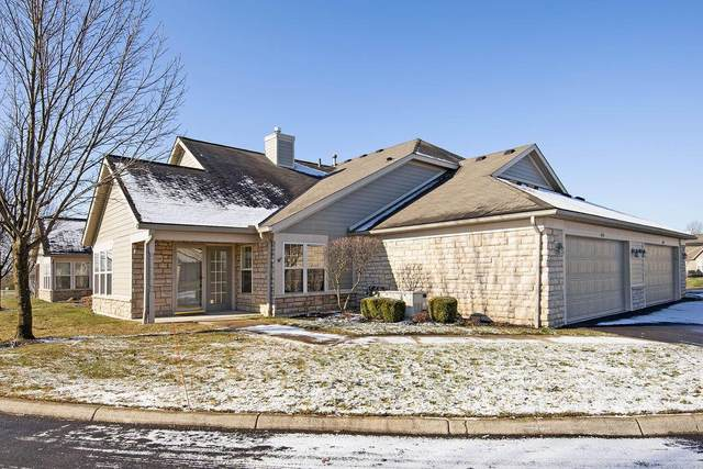 6514 Peppermill Drive, Westerville, OH 43081 (MLS #221001854) :: Greg & Desiree Goodrich | Brokered by Exp