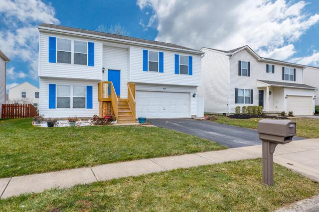 503 Dover Pond Drive, Blacklick, OH 43004 (MLS #221001855) :: 3 Degrees Realty