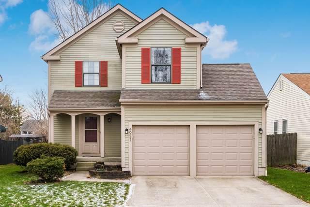 4921 Calhoon Drive, Hilliard, OH 43026 (MLS #221001915) :: HergGroup Central Ohio