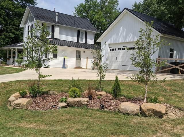 200 Mansfield Road, Mount Vernon, OH 43050 (MLS #221001929) :: Sam Miller Team