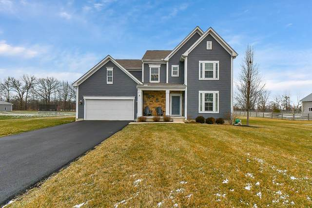 7805 Meadow Chase Drive, Sunbury, OH 43074 (MLS #221001935) :: RE/MAX Metro Plus
