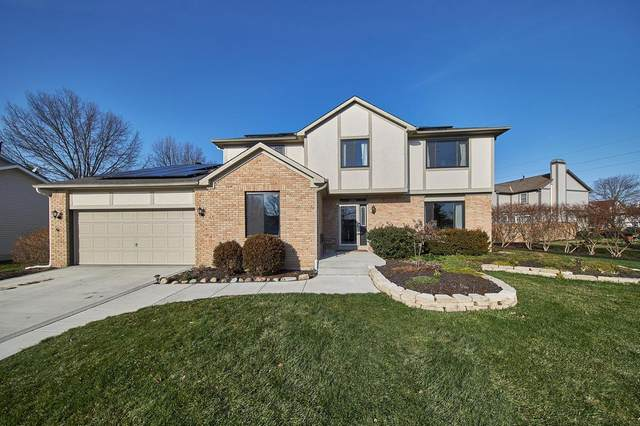590 Apple Street, Westerville, OH 43082 (MLS #221001958) :: RE/MAX Metro Plus