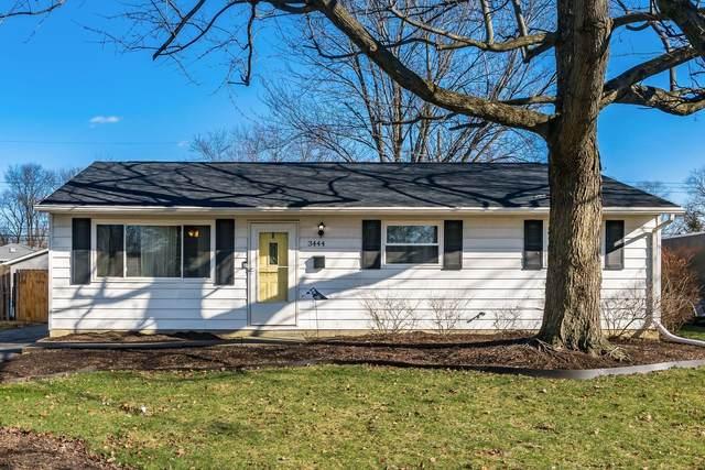 3444 Crandon Street, Hilliard, OH 43026 (MLS #221001964) :: HergGroup Central Ohio