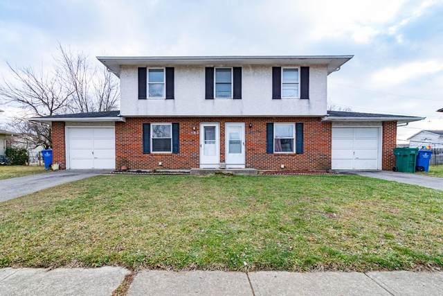 485 - 487 Melissa Court, Gahanna, OH 43230 (MLS #221001983) :: HergGroup Central Ohio