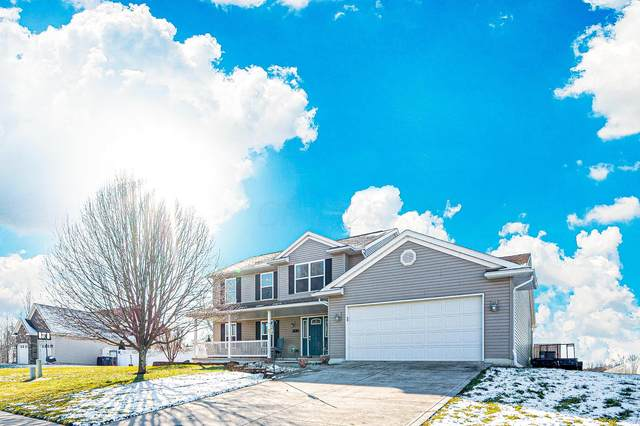 441 Kathryn Drive, Lancaster, OH 43130 (MLS #221001984) :: RE/MAX ONE