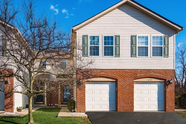 628 Chadwood Drive, Columbus, OH 43230 (MLS #221001990) :: Angel Oak Group