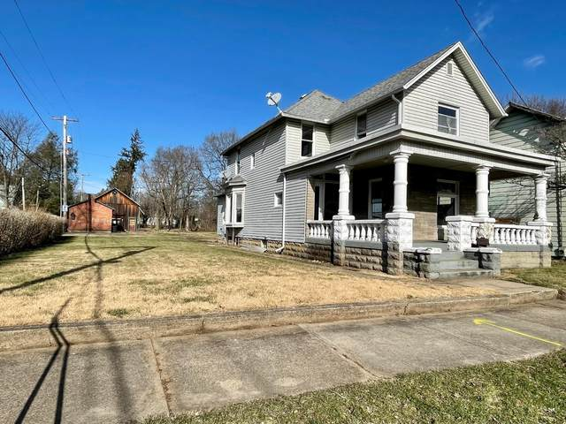 22 E North Street, Newark, OH 43055 (MLS #221001994) :: RE/MAX ONE