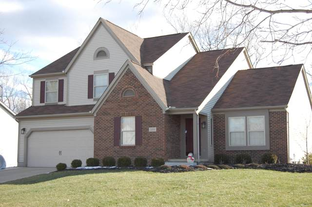 3291 Brentwood Court, Powell, OH 43065 (MLS #221002022) :: 3 Degrees Realty