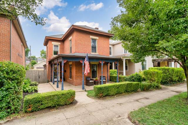 313 W 3rd Avenue, Columbus, OH 43201 (MLS #221002034) :: RE/MAX ONE