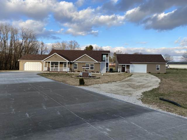 5170 Lancaster New Lexington R Road SE, Lancaster, OH 43130 (MLS #221002041) :: ERA Real Solutions Realty