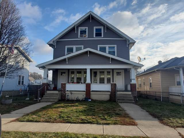 420 S Richardson Avenue #2, Columbus, OH 43204 (MLS #221002045) :: RE/MAX Metro Plus