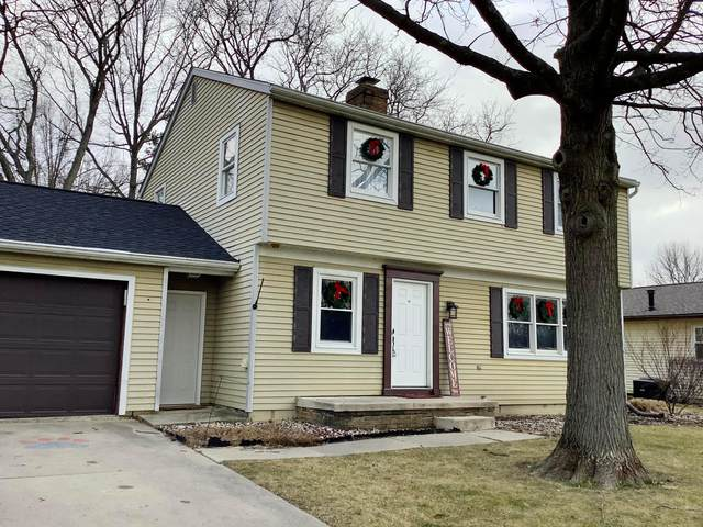 915 Hickory Drive, Marysville, OH 43040 (MLS #221002051) :: Core Ohio Realty Advisors