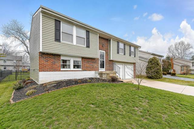 3512 Kerry Court, Columbus, OH 43221 (MLS #221002054) :: 3 Degrees Realty
