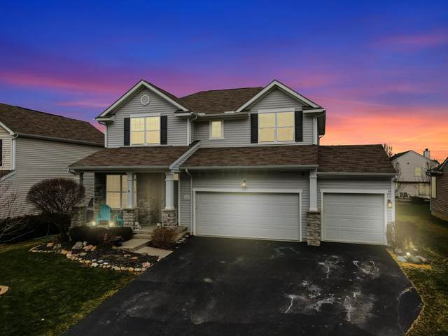 124 Andiron Drive, Etna, OH 43062 (MLS #221002061) :: 3 Degrees Realty