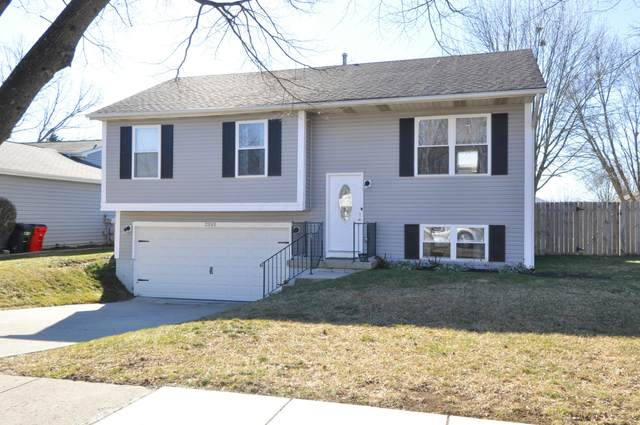 2353 Spring Cress Avenue, Grove City, OH 43123 (MLS #221002064) :: Greg & Desiree Goodrich | Brokered by Exp