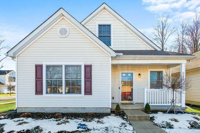 6139 Eden Valley Drive, Westerville, OH 43081 (MLS #221002081) :: HergGroup Central Ohio