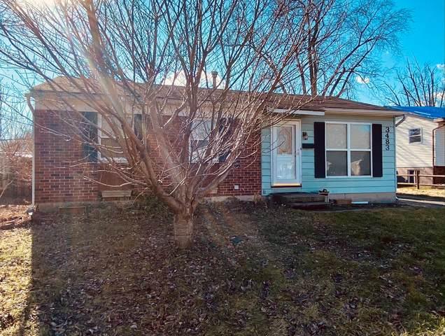 3483 Claretta Road, Columbus, OH 43232 (MLS #221002085) :: LifePoint Real Estate