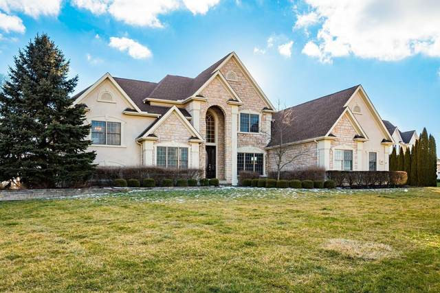 2395 Ness Court, Powell, OH 43065 (MLS #221002089) :: Sam Miller Team