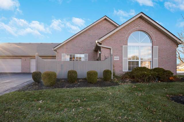 6043 Blendon Chase Drive, Westerville, OH 43081 (MLS #221002094) :: The Willcut Group