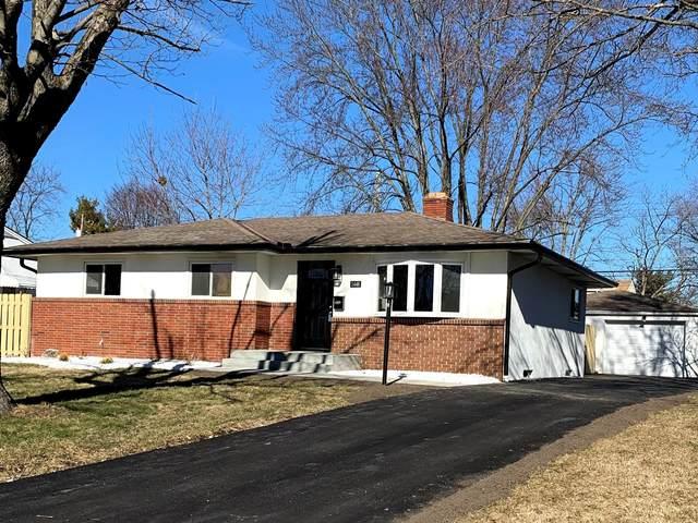 1446 Matthias Drive, Columbus, OH 43224 (MLS #221002095) :: The Holden Agency