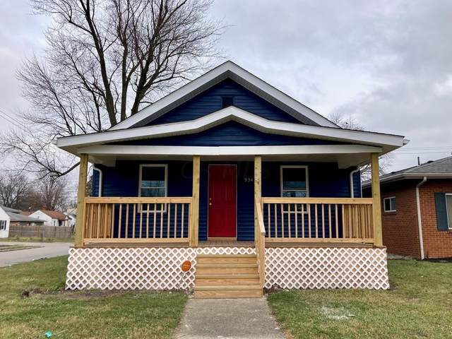 934 E Weber Road, Columbus, OH 43211 (MLS #221002099) :: Greg & Desiree Goodrich | Brokered by Exp