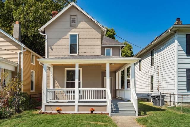 507 Miller Avenue, Columbus, OH 43205 (MLS #221002109) :: The Holden Agency