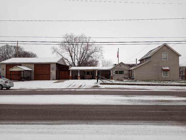 169 Town Street, Circleville, OH 43113 (MLS #221002126) :: Greg & Desiree Goodrich | Brokered by Exp