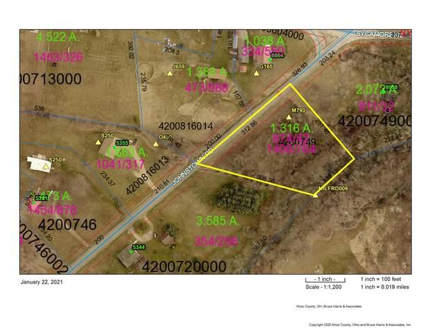 0 Johnstown Road, Mount Vernon, OH 43050 (MLS #221002135) :: Signature Real Estate