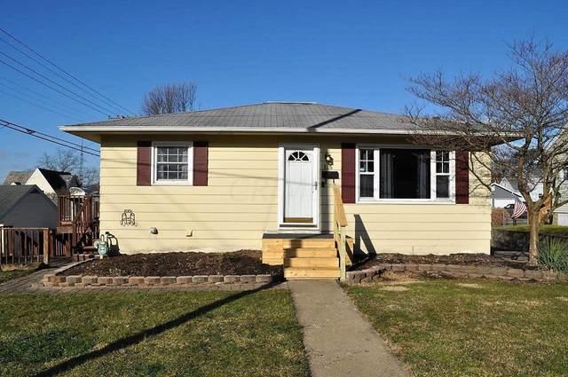 115 Pool Street, Lancaster, OH 43130 (MLS #221002144) :: The Holden Agency