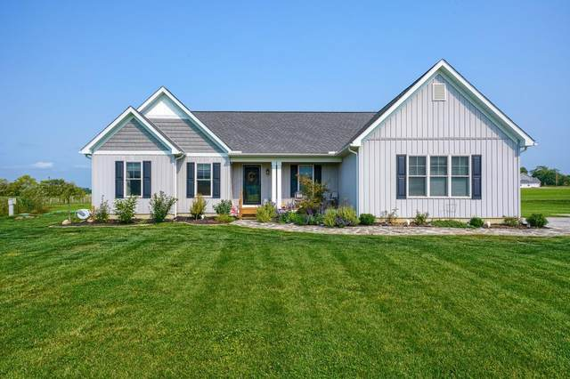 11761 Fancher Road, Westerville, OH 43082 (MLS #221002199) :: 3 Degrees Realty