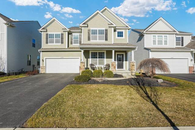 2108 English Turn Drive, Grove City, OH 43123 (MLS #221002205) :: The Holden Agency