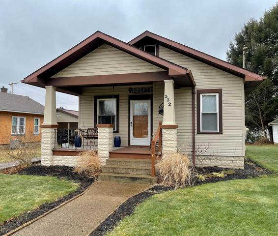 332 Maple Street, Duncan Falls, OH 43734 (MLS #221002224) :: RE/MAX ONE