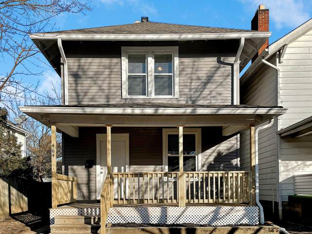 464 S Burgess Avenue, Columbus, OH 43204 (MLS #221002233) :: The Holden Agency
