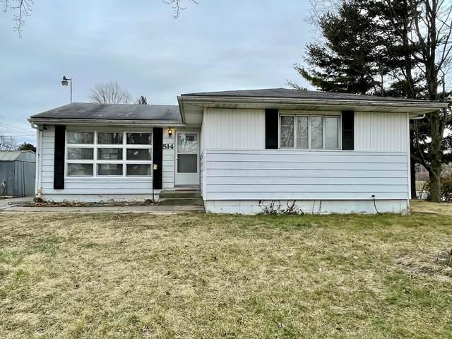 514 Beaver Avenue, Whitehall, OH 43213 (MLS #221002234) :: The Holden Agency