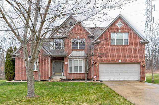 5467 Ainsley Drive, Westerville, OH 43082 (MLS #221002255) :: The Willcut Group