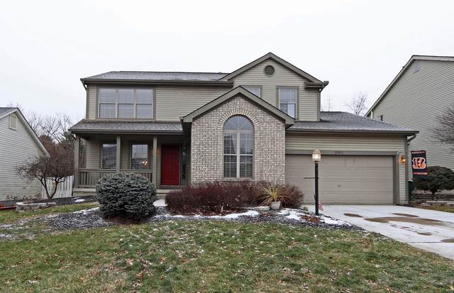 2551 Racher Drive, Powell, OH 43065 (MLS #221002265) :: Sam Miller Team