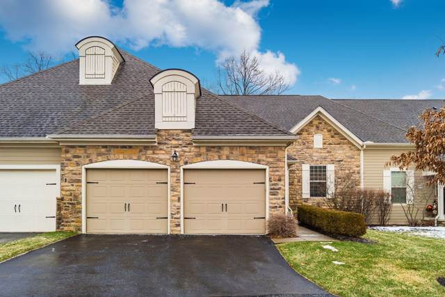 9338 Pratolino Villa Drive, Dublin, OH 43016 (MLS #221002312) :: Angel Oak Group