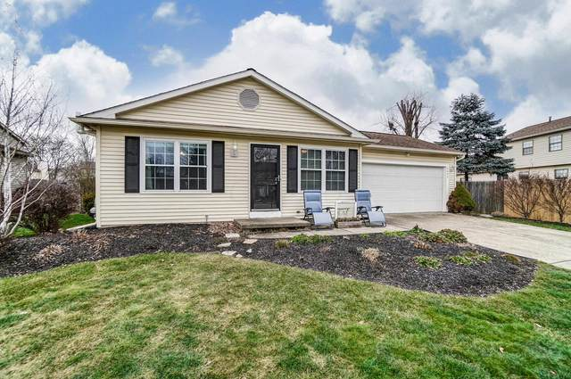 5495 Forest Glen Drive, Grove City, OH 43123 (MLS #221002332) :: Exp Realty