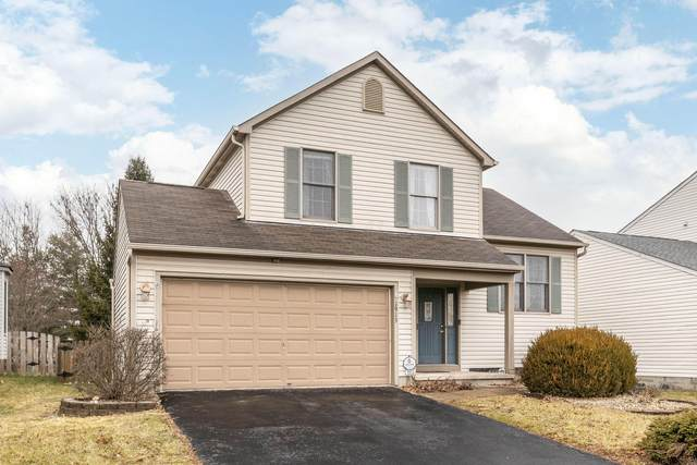 1913 Forestwind Drive, Grove City, OH 43123 (MLS #221002375) :: 3 Degrees Realty