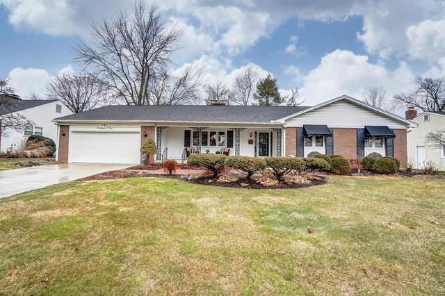 1606 Trentwood Road, Columbus, OH 43221 (MLS #221002392) :: The Willcut Group