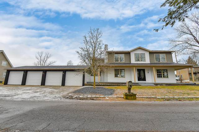 551 Zanesville Avenue, Thornville, OH 43076 (MLS #221002397) :: Angel Oak Group