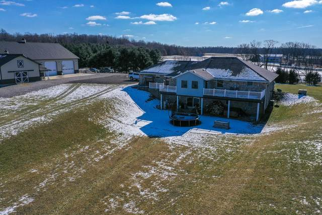 884 County Road 620, Ashland, OH 44805 (MLS #221002420) :: Sam Miller Team
