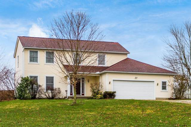 9255 Johnstown Utica Road, Johnstown, OH 43031 (MLS #221002471) :: Shannon Grimm & Partners Team