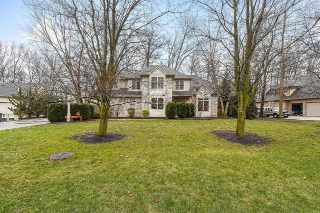 7658 Laurelwood Drive, Canal Winchester, OH 43110 (MLS #221002495) :: Signature Real Estate