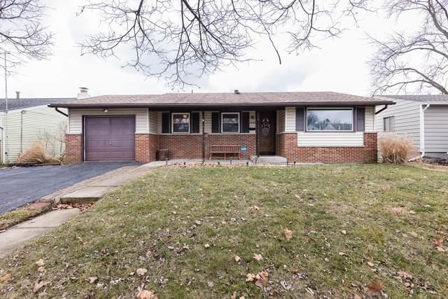 1445 Chesterton Square S, Columbus, OH 43229 (MLS #221002500) :: Signature Real Estate